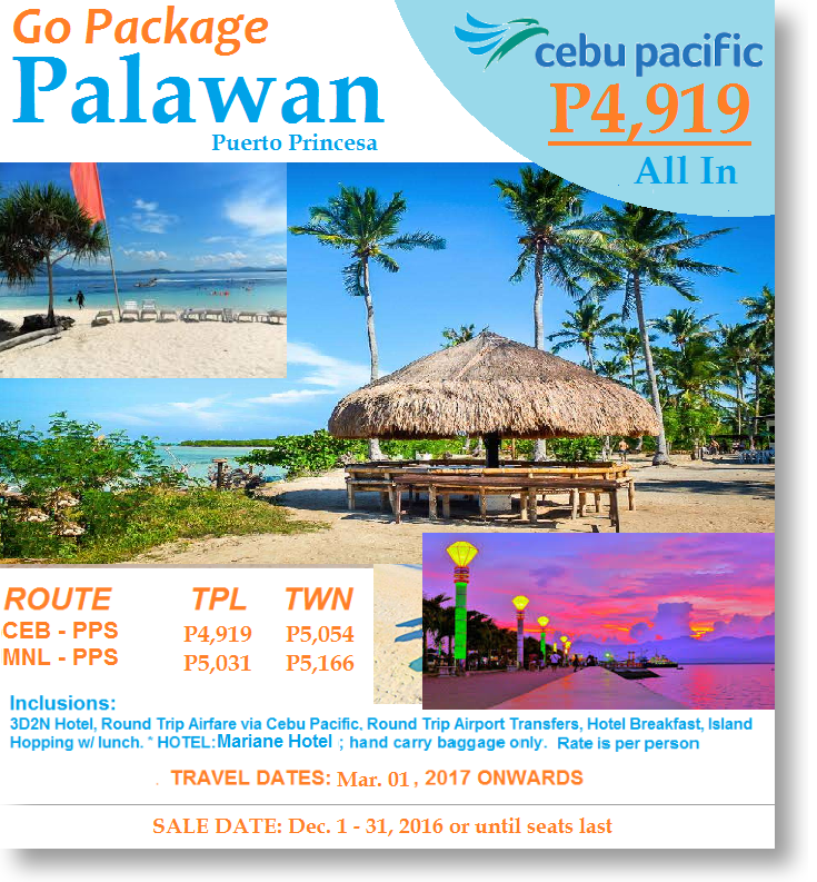 Iloilo Travel Tours Agency